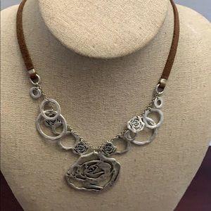 Silver Necklace 5X  Design 🎶